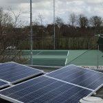 WEK draagt bij aan zonnepanelen Boskranne