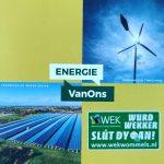 Folder Energie VanOns bij de Diggelfjoer